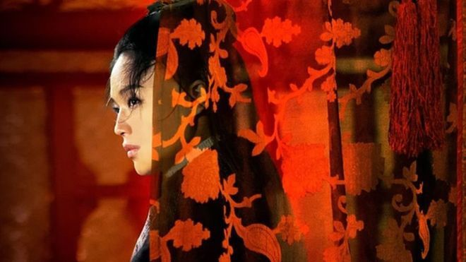 Shu Qi - The Assassin - Hou Hisao Hsien