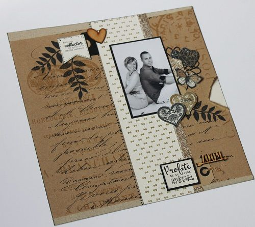 Scraplift de Septembre Variations Créatives !!!