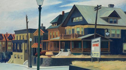 Edward Hopper- le mythe américain