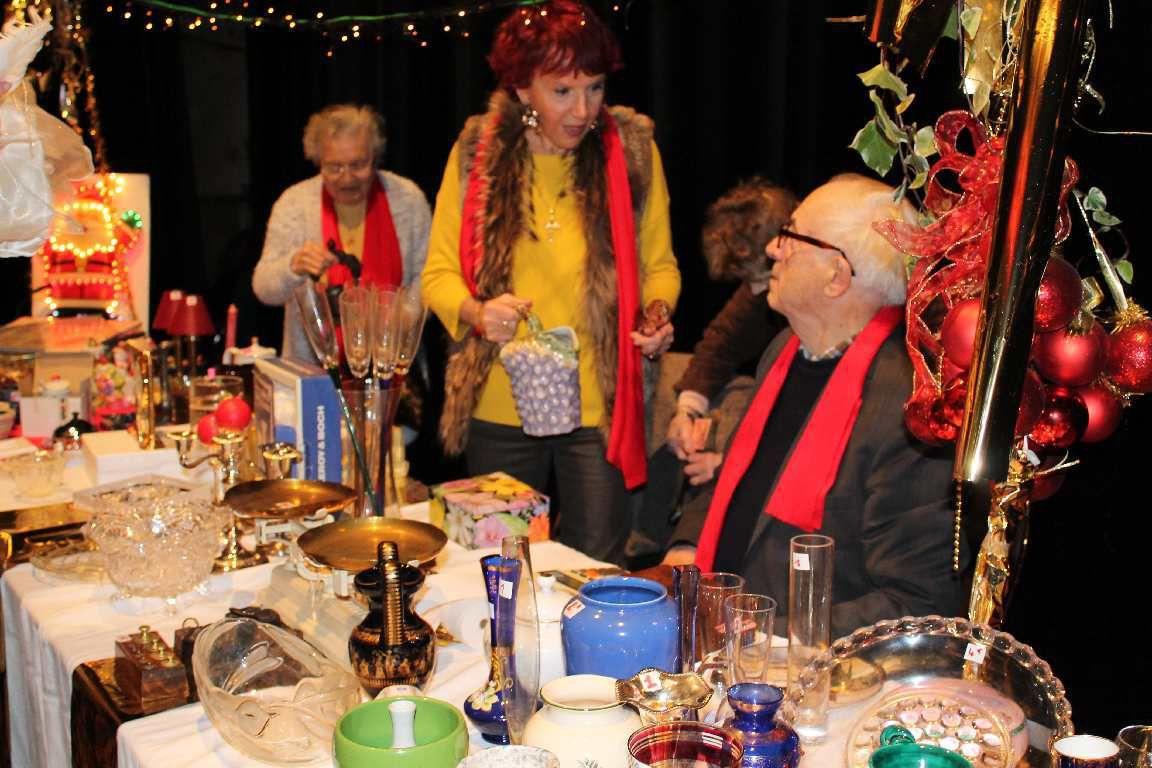 Marché de Noël à Montmorency 22.11.2015