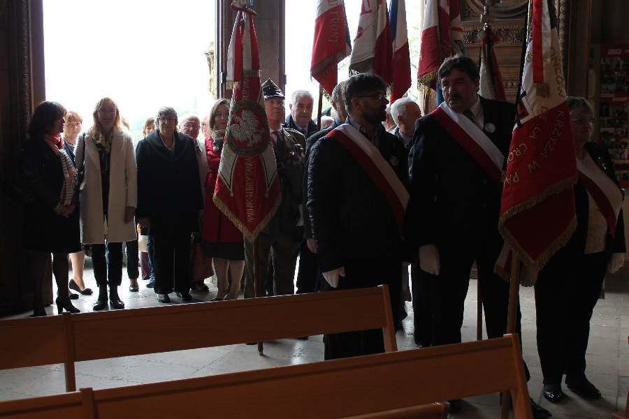 73 ème pelerinage des Polonais à Montmorency