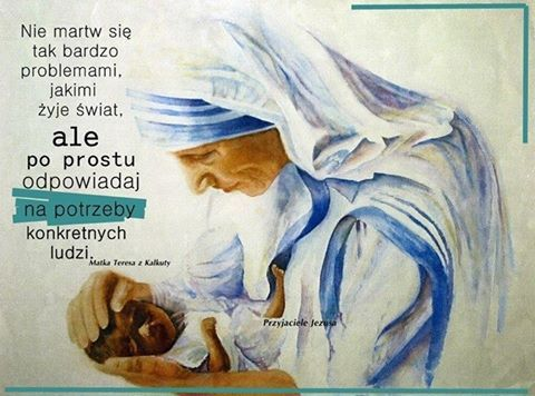 Canonisation  de Mère Teresa de Calcutta