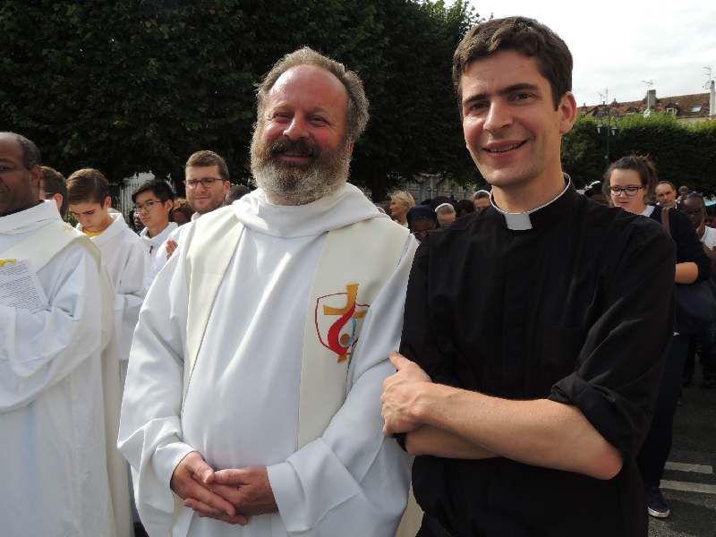 Jubilé de 50 ans du diocèse de Pontoise