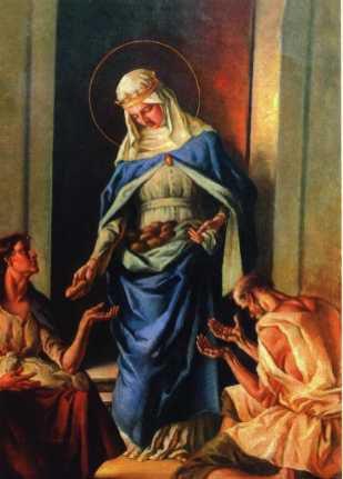 Sw Elzbieta - Ste Elisabeth