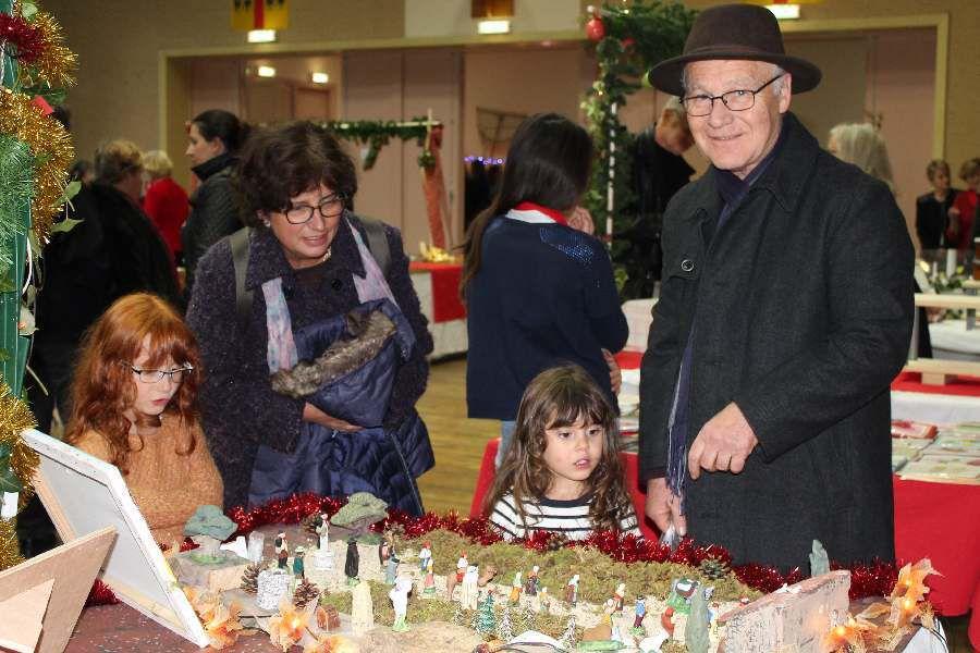 Marché de Noël dans nos paroisses