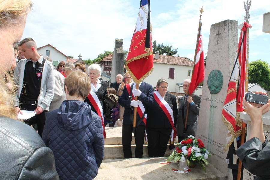 74 pèlerinage polonais à Montmorency