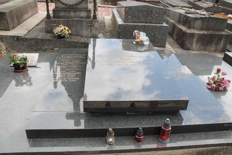 Cmentarz polski w Montmorency