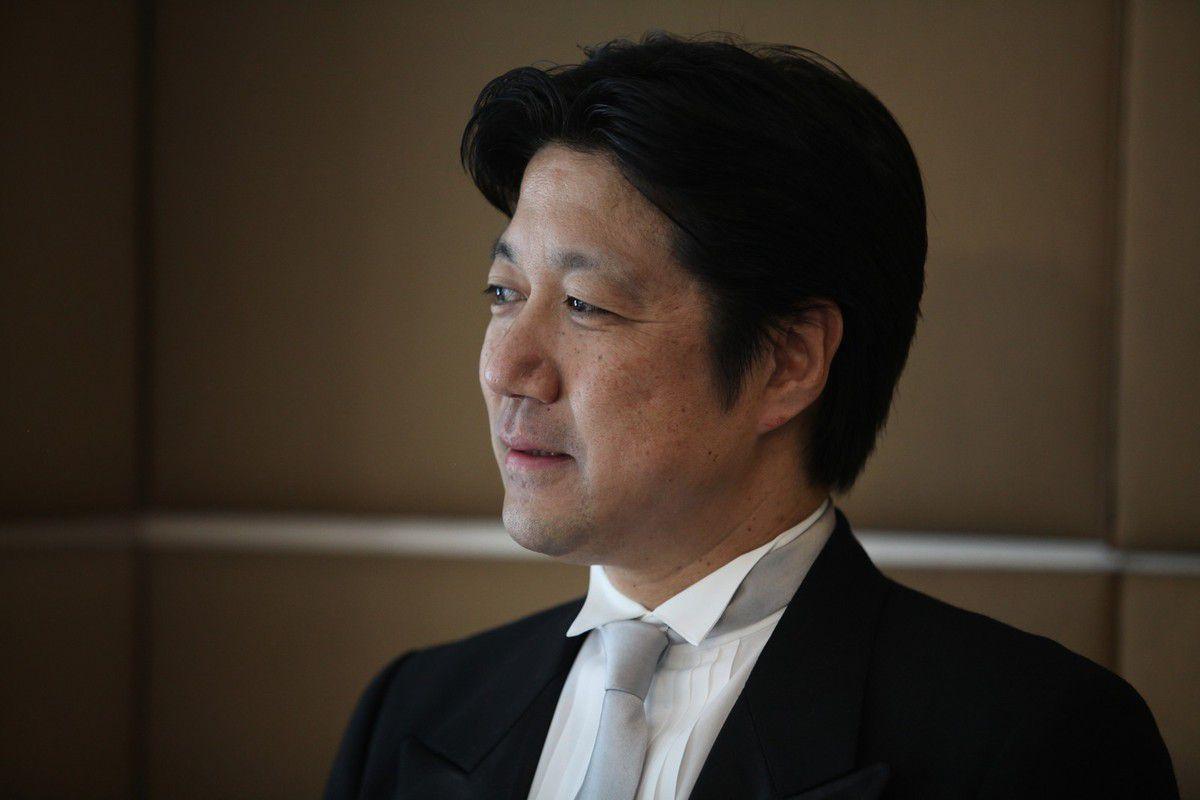 La Japonais Hiroshi Ishida était finaliste en 2000 à Montréal. Après une longue absence en concours, il espère faire au moins aussi bien cette année. © Jean Bernard