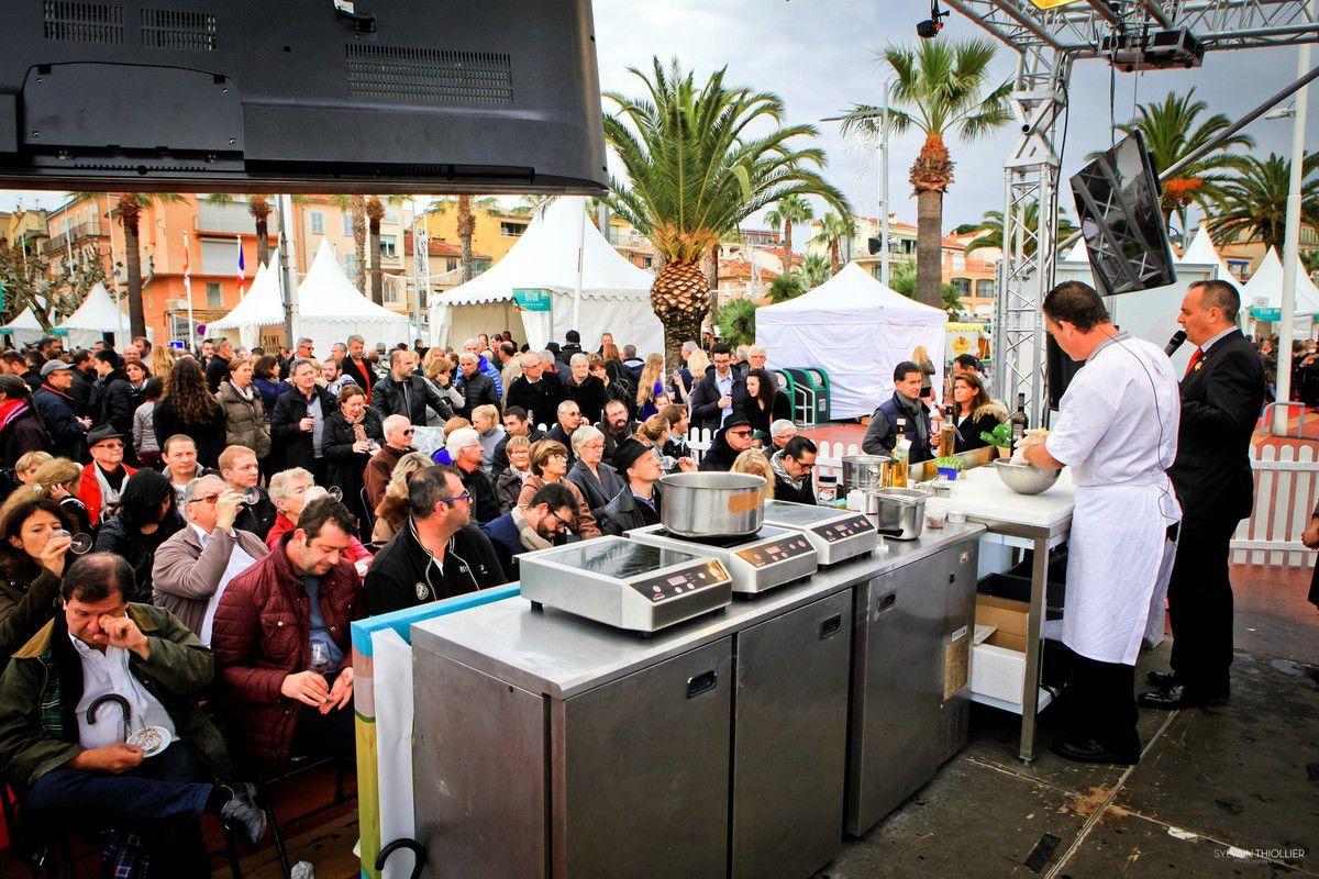 Dégustations et démonstrations de cuisine afin d'évoquer les accords mets-vin animeront la journée du dimanche 4 décembre.