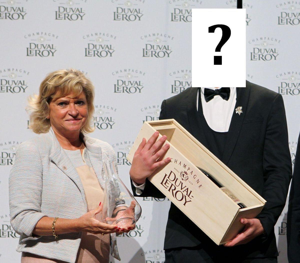A qui Carol Duval-Leroy remettra-t-elle le trophée le 26 juin prochain, à Paris ?