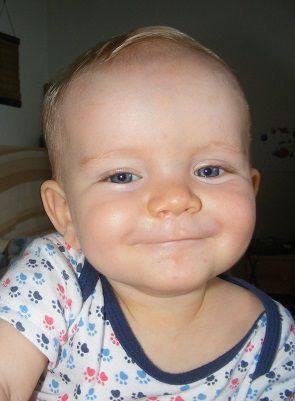 Cyrian, 10 mois