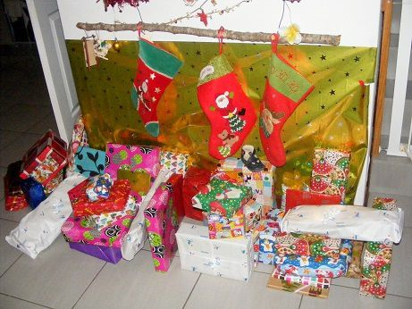 Réveillon et jour de Noël