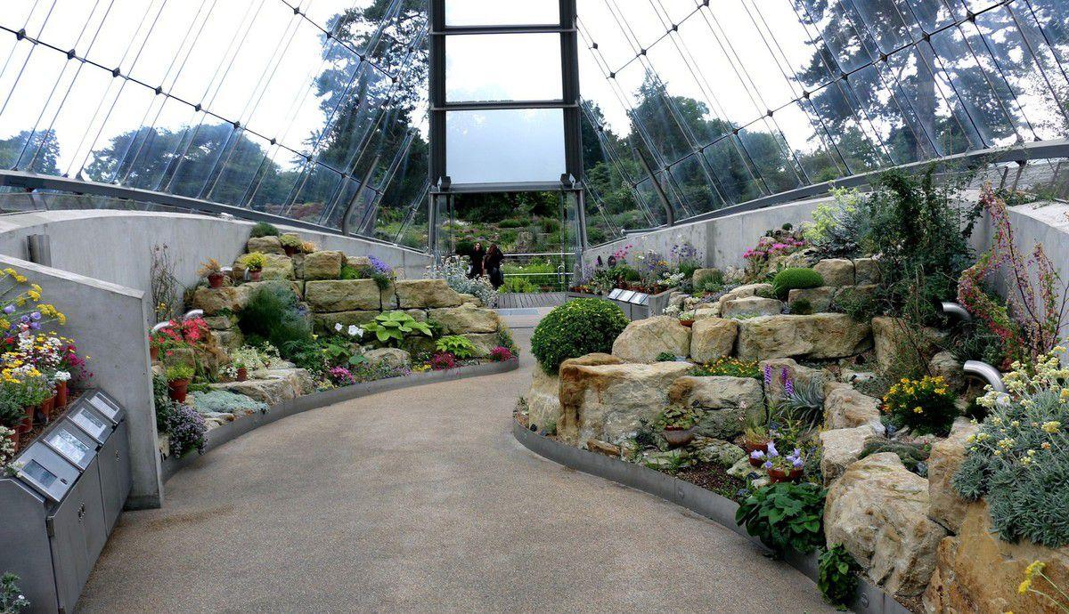 Visite de Kew Gardens