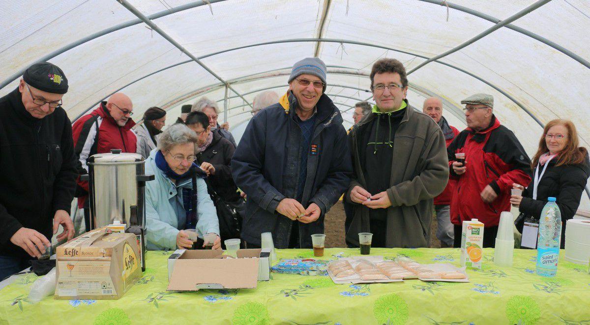 Reportage Festival de l'arbre 2016 au jardin de l'Ermite