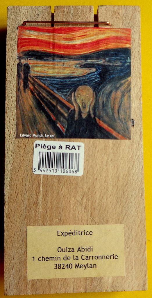 PIEGE A RAT - LE CRI