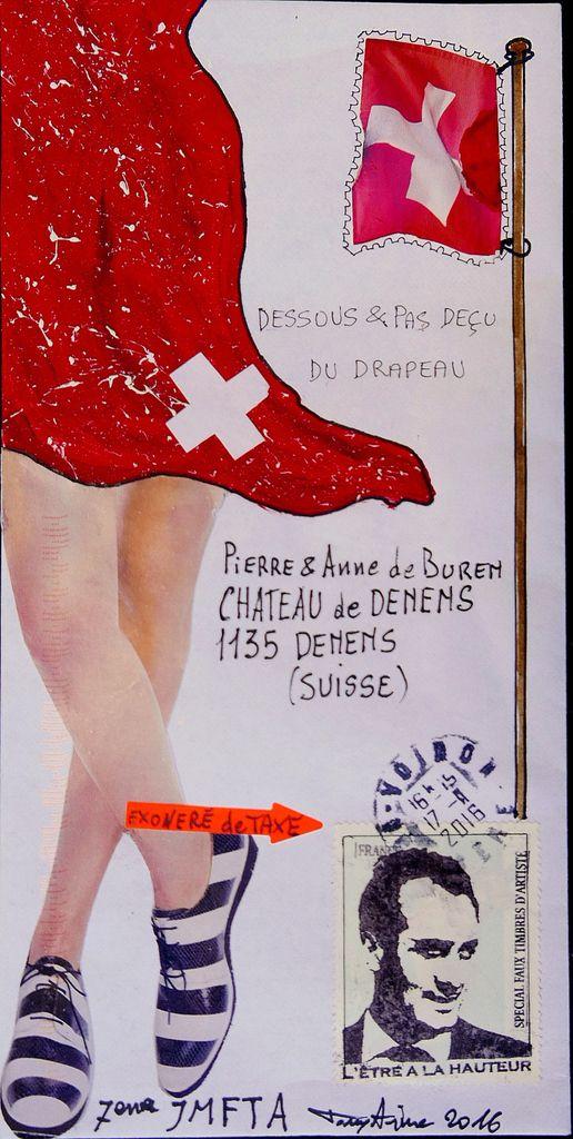 7ème JOURNEE MONDIALE DU FAUX TIMBRE D'ARTISTE (2)