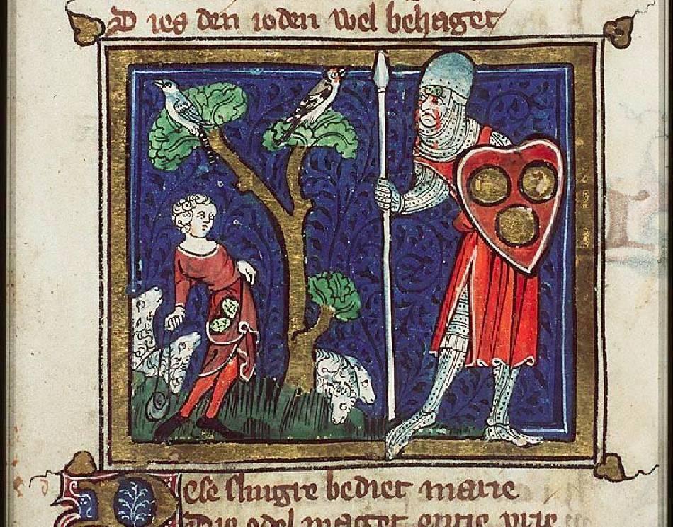 Miniature médiévale