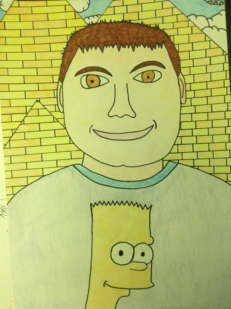 Un autoportrait très &quot&#x3B;stylé&quot&#x3B;! 19/11/16