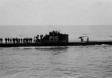 le lendemain 24 aout, photo prise par le HMS Caraçao.