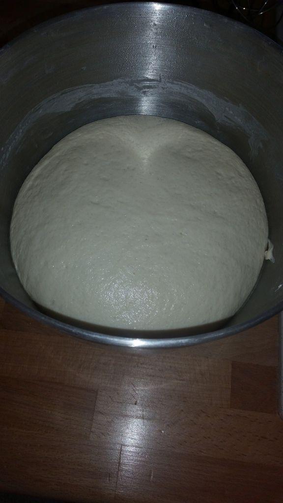 pâte levée