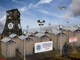 Les citoyens indésirables sont mis en cages, transportés dans des camps de concentration, et éliminés discrètement dans des souterrains. Cela ne vous rappel rien ?