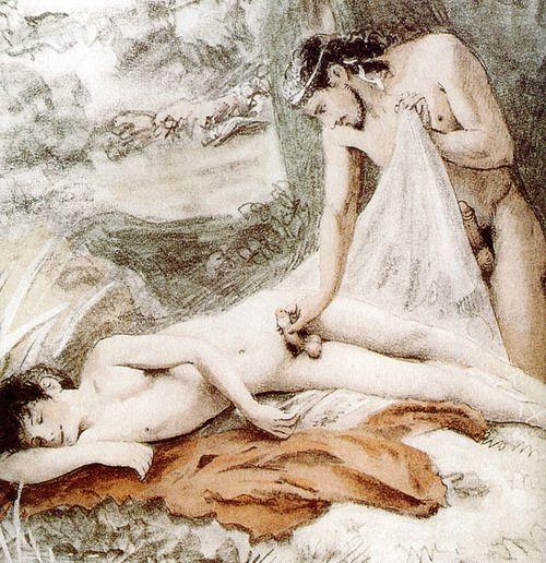 """Quand l'expression """" vas te faire voir chez les grecs"""" prend tout son sens...La pédophile est recommandé pour les hiérophantes du Graal Noir comme une activité saine, l'homme fait initiant son jeune compagnon aux mystères de l'Univers, à coups de trique."""