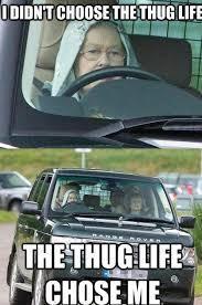 Thug Life de Queen Mumu