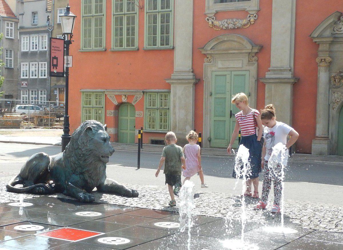 Vers l'or de la Baltique .... la cité des Tsars 2016