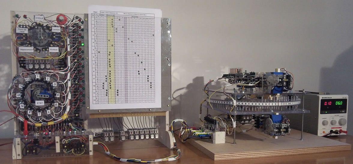 Morse et Turing (Fête de la science Nantes)