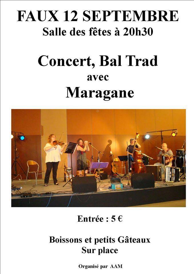 Maragane à Faux le 12 septembre