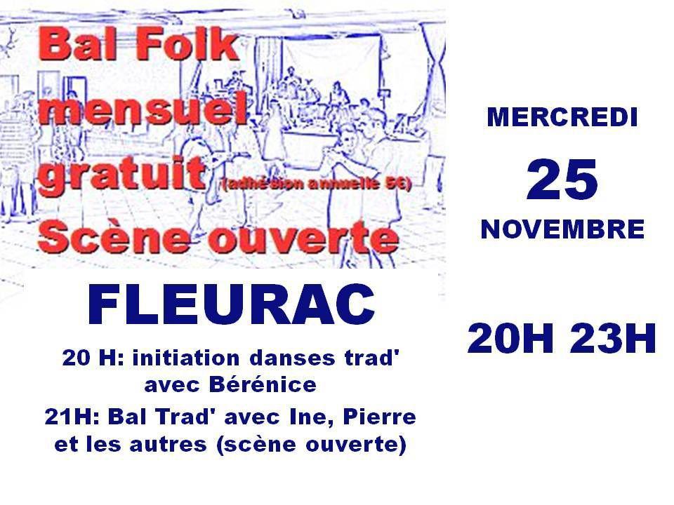FLEURAC..  LE 25 NOVEMBRE