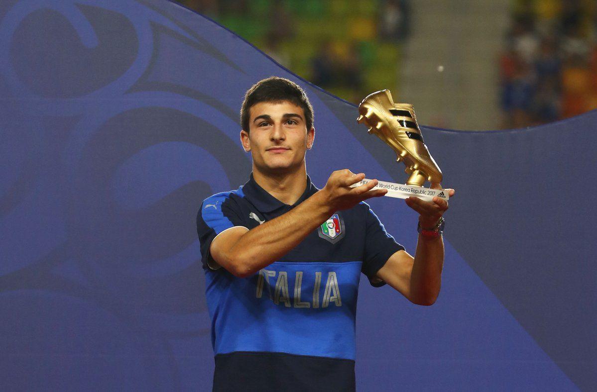 Officiel, la Juventus prête Riccardo Orsolini à l'Atalanta