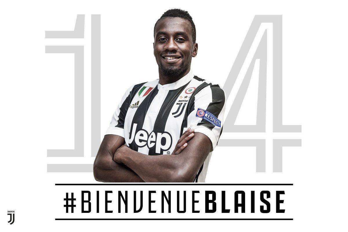 Officiel, Blaise Matuidi est un joueur de la Juventus