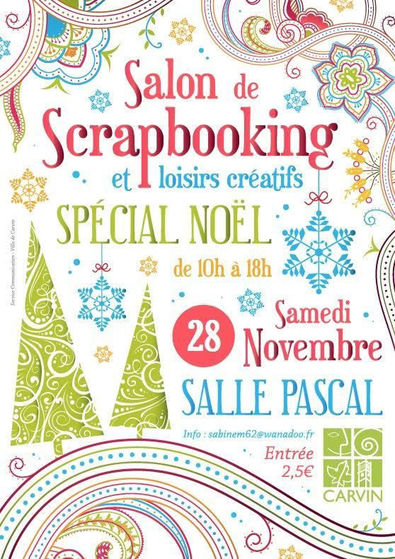 SALON DU SCRAPBOOKING A CARVIN