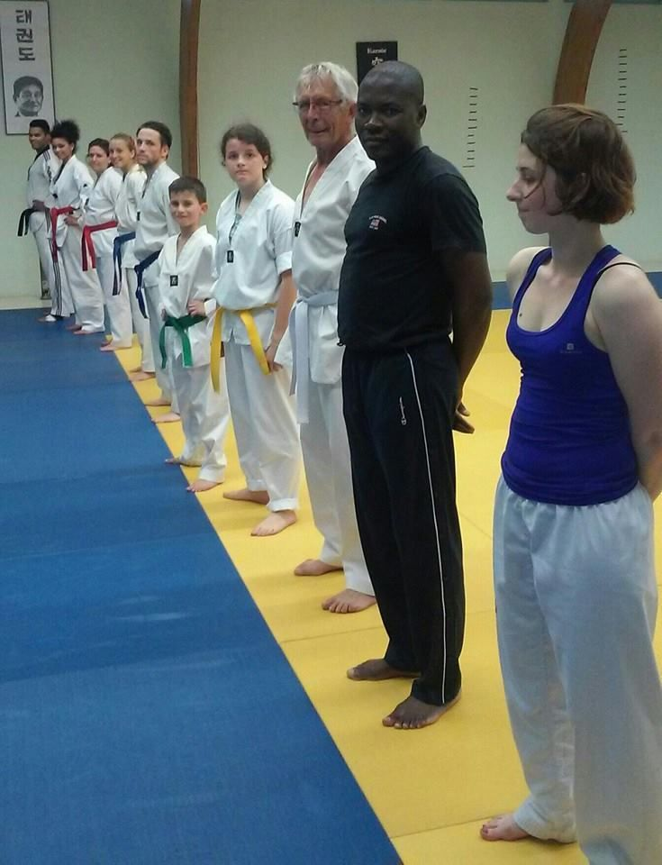 Jeudi 30 juin 2016: dernier cours Jeunes/Adultes de la saison sportive...