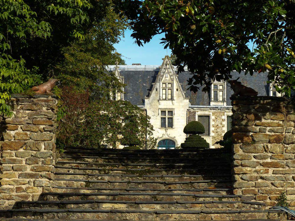 """Un site classé """" jardins remarquables"""". Un site magnifique !"""