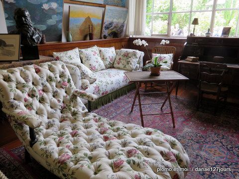 Giverny maison de Claude Monet lundi 25 mai 2015