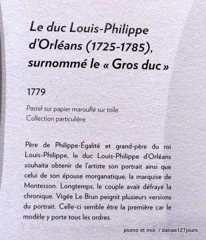 Elisabeth Louise Vigée Le Brun au Grand Palais mercredi 30 septembre 2015