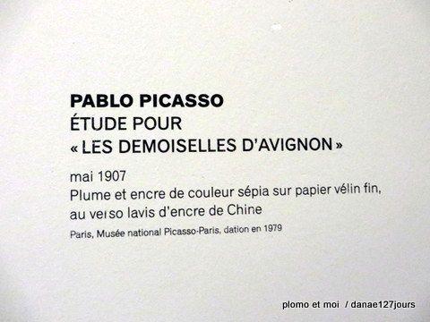 Picasso Mania premier jour de l'exposition au Grand Palais mercredi 7 octobre 2015
