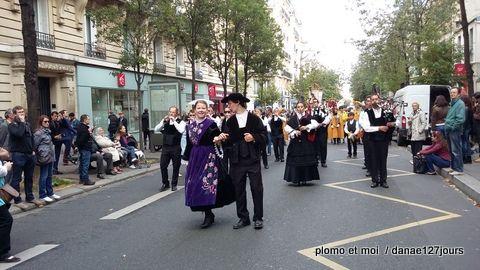 La fête des Vendanges de Montmartre samedi 10 octobre 2015