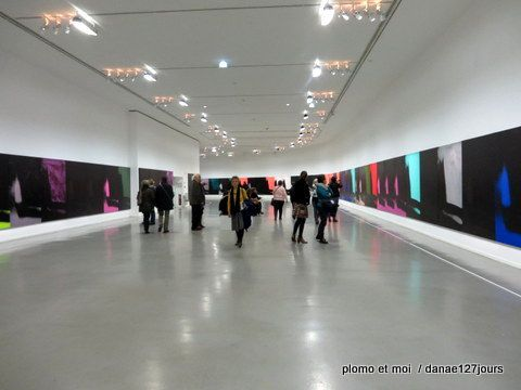 Andy Warhol au Musée d'art moderne vendredi 27 novembre 2015
