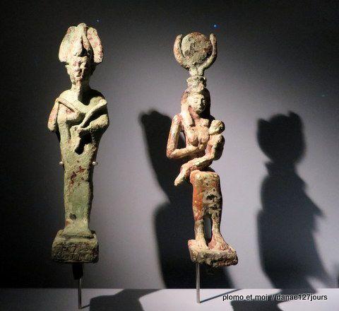 Osiris, mystères engloutis d'Égypte à l'Institut du monde arabe mercredi 20 janvier 2016