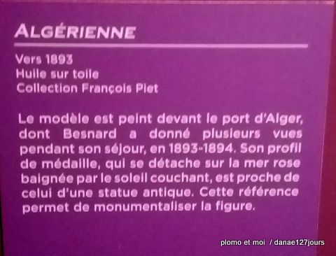 Albert Besnard au Petit Palais mardi 10 janvier 2017
