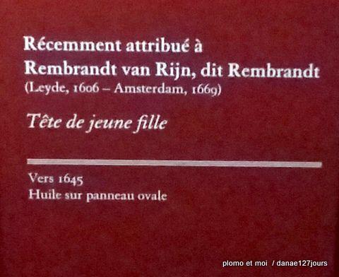 Chefs-d'œuvre de la Collection Leiden. Le siècle de Rembrandt, au musée du Louvre 22 février  2017