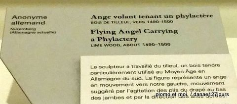Fin de ma visite au Louvre mercredi 22 février 2017
