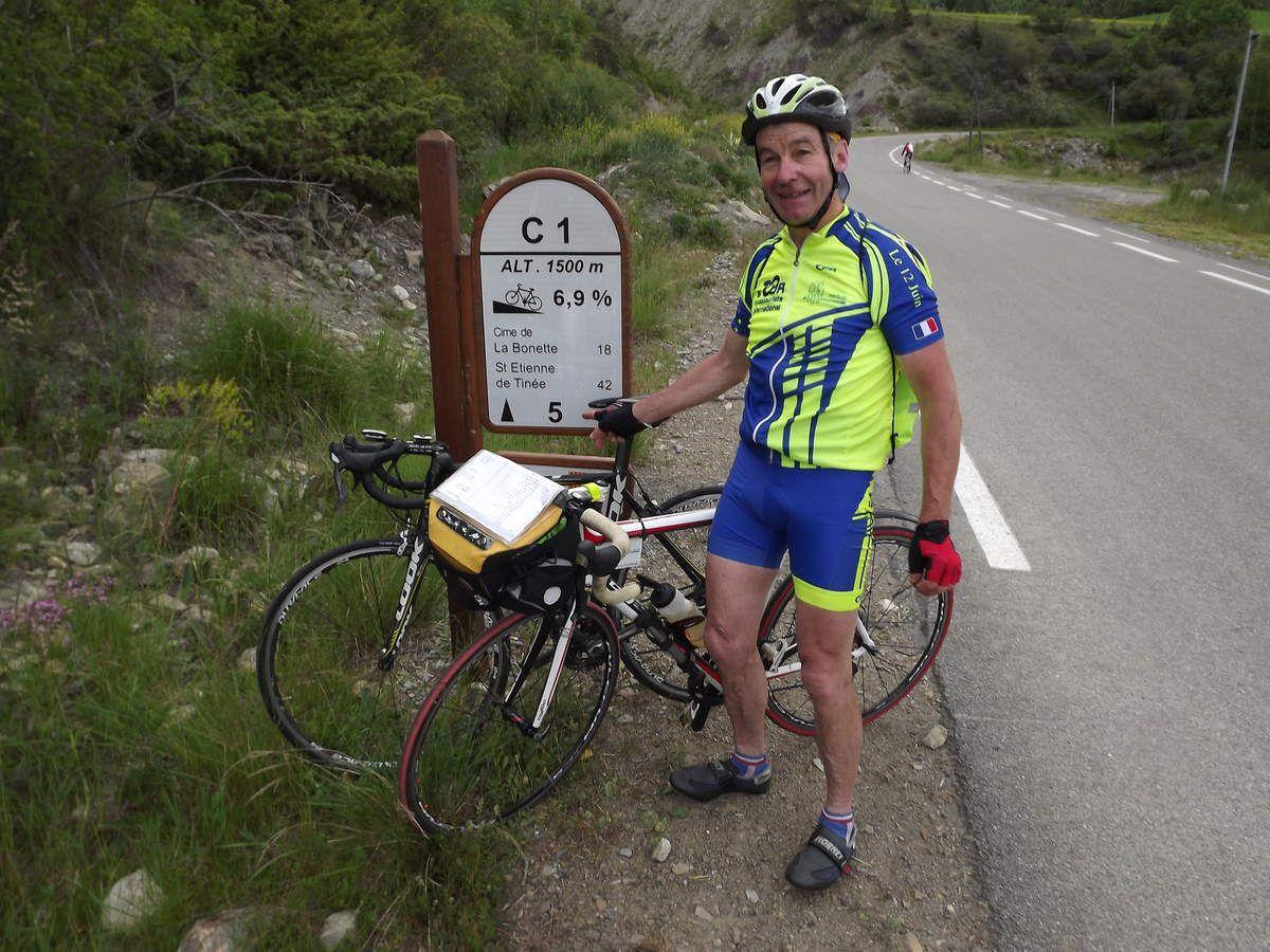 Le tour cyclotouriste 2016 par Rémy...