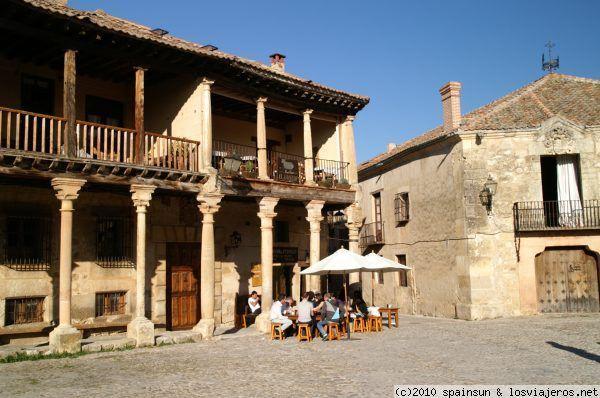 Place de Pedraza