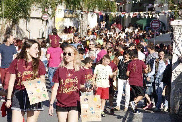 Grand succès pour les rencontres des écoles en valencien...