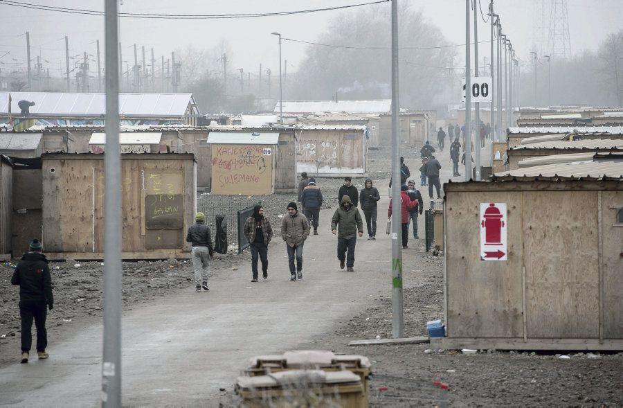 Amin Trouvé Baghdouche : «L'état est défaillant à Calais et Grande-Synthe»