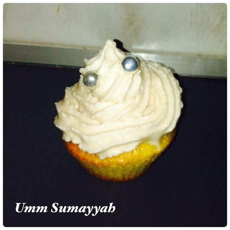 Cupcake Chocolat &amp&#x3B; Fraise